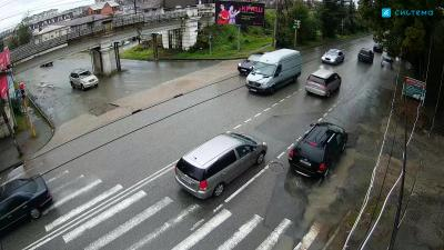 Пересечение ул. Джонуа и ул. Дзидзария