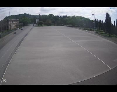 Площадь Свободы в Сухуми