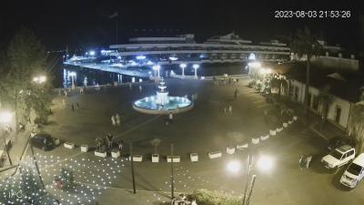 Площадь им. С.В. Багапш